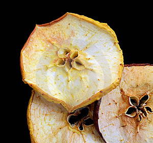 Apple Chips Royalty Free Stock Image - Image: 23162876