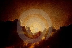 Dark Sky Royalty Free Stock Images - Image: 23171259