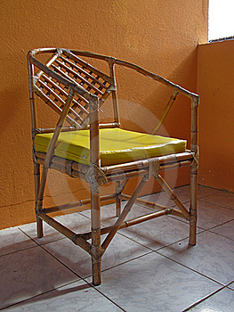 Rustic Chair Stock Images - Image: 23172514