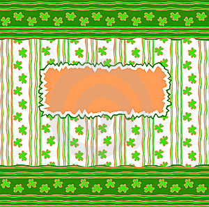 St. Patrick Day Card Stock Images - Image: 23188334