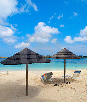 Tropical Beach Stock Images - Image: 23189154