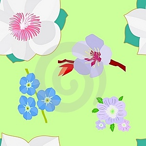Floral Background Stock Images - Image: 23190774