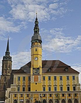 Bautzen Town Hall Royalty Free Stock Photos - Image: 23192978