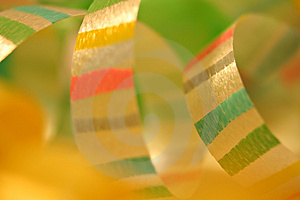 Striped Ribbon Stock Photography - Image: 2325542