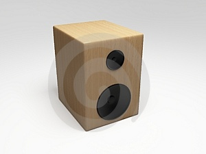 Speaker Royalty Free Stock Photography - Image: 2325917