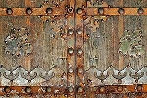 Iron Ornamental Gate Stock Images - Image: 23217954
