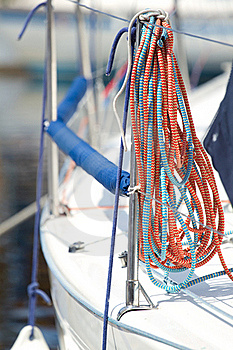 Nautical Rope Royalty Free Stock Image - Image: 23236376