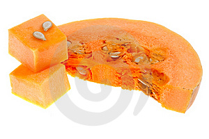 Pumpkin Isolated Royalty Free Stock Images - Image: 23236719