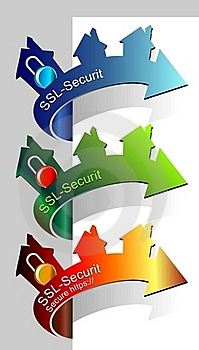 SSL - Security Royalty Free Stock Photography - Image: 23240777