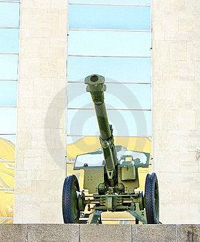 Howitzer Stock Photography - Image: 23272652