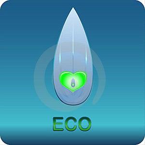 Eco Symbol Stock Photography - Image: 23274552