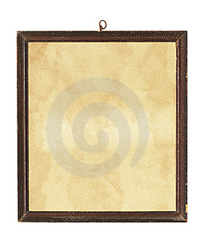 Wooden Picture Frame Stock Photography - Image: 23293442