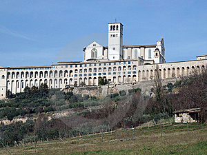 Assisi-Italy Stock Image - Image: 23294101