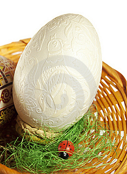Easter Egg Royalty Free Stock Photography - Image: 23294337