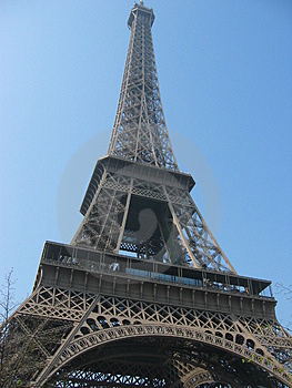 Picture  Eiffel Tower on Free Stock Images  The Eiffel Tower  Paris   4  Image  2335869