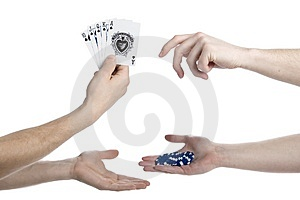 Poker Game Stock Photos - Image: 2339093