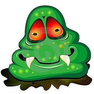 Big Dirty Germ Stock Photo - Image: 23300080
