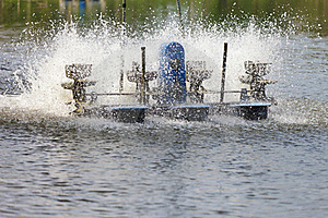 Water Turbine Royalty Free Stock Photos - Image: 23311188