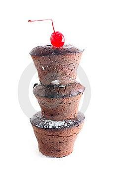 Homemade Cupcakes Royalty Free Stock Photos - Image: 23316378