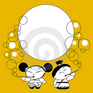 Asian Kids Royalty Free Stock Image - Image: 23321196