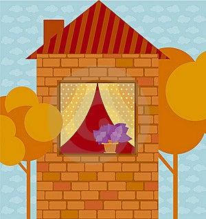 Fall House Stock Photos - Image: 23322223