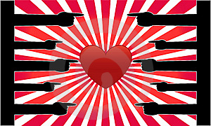 Heart & Hands Stock Images - Image: 23324704