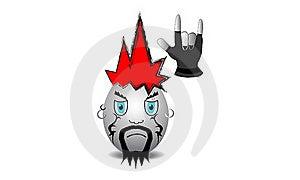 Rock Egg Stock Photo - Image: 23324740