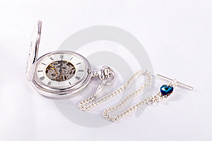 The Pocketwatch Stock Photo - Image: 23325280