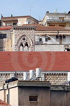 Dwelling-houses In Bethlehem Stock Image - Image: 23328601