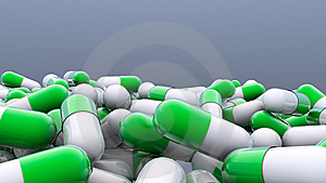 Pills Royalty Free Stock Images - Image: 23337619