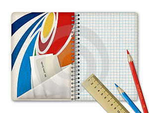 Block Note Stock Images - Image: 23349754