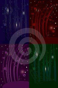 Abstract-disco-background Stock Photos - Image: 23361863