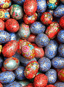 Easter Eggs Royalty Free Stock Images - Image: 23381399