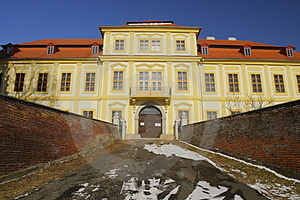 Castle In Svojsin Royalty Free Stock Photos - Image: 23383978