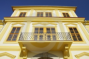 Baroque Building Royalty Free Stock Photo - Image: 23384015