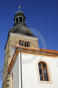 Detail Of An Old Church Stock Images - Image: 23384054
