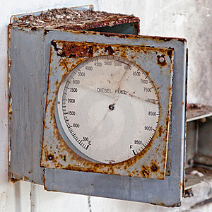Post Cold War Artifact. Stock Images - Image: 23385274