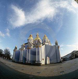 St. Michael Cathedral. Kyiv, Ukraine. Stock Photos - Image: 23398353