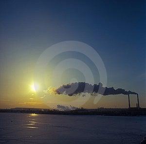 Winter Landscape. Stock Photography - Image: 23398422