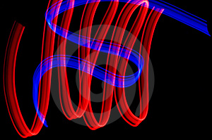 Ribbons 6 Royalty Free Stock Photo - Image: 2340005