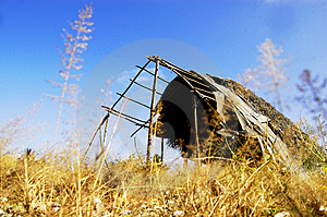 Haunted House Royalty Free Stock Image - Image: 2340806
