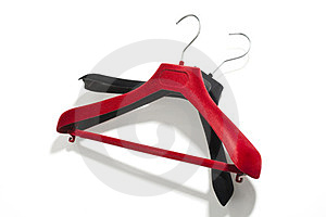 Clothes Hangers Royalty Free Stock Images - Image: 23400929