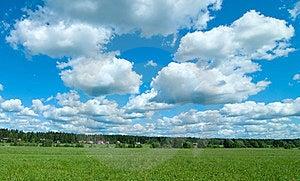 Rural Landscape. Royalty Free Stock Image - Image: 23414966