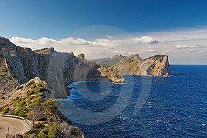 Cap Formentor Royalty Free Stock Images - Image: 23426919
