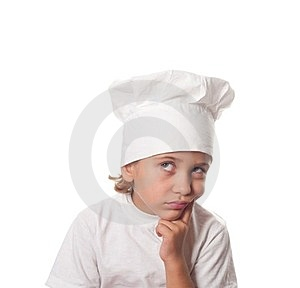 Ittle Cook Royalty Free Stock Photos - Image: 23429758