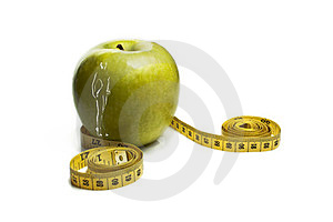 Green Apple Royalty Free Stock Image - Image: 23434466