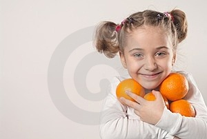 Little Girl Royalty Free Stock Photos - Image: 23440208