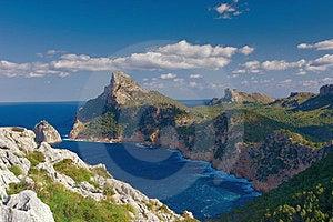 Cap Formentor Stock Image - Image: 23444421