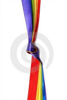 Rainbow Flag Stock Image - Image: 23445331