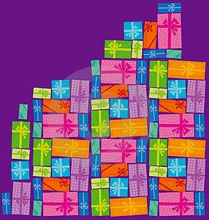 Gift Rock Stock Image - Image: 23445411